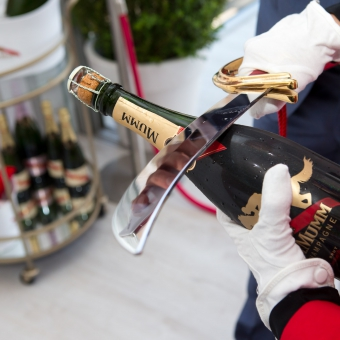 Mumm Events - 2015 Mumm Melbourne Cup Sponsorship