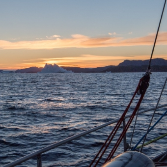 Cordon Rouge Club - CORDON ROUGE CLUB MEMBER DAVID HEMPLEMAN-ADAMS COMPLETES INCREDIBLE ARCTIC EXPEDITION TO RAISE AWARENESS FOR CLIMATE CHANGE
