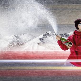 Mumm Events - LAUNCH OF SNOWSTORM BY MUMM PLATFORM