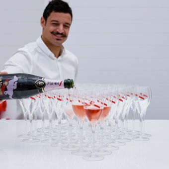 Mumm Events - 2016 MUMM FOR MELBOURNE CUP CARNIVAL