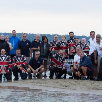 Cordon Rouge Club - CORDON ROUGE CLUB MEMBER NEIL LAUGHTON HOSTS THE WORLD'S FIRST CHARITY TUG OF WAR CHALLENGE