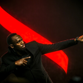 Mumm Events - MUMM NEW CEO, USAIN BOLT