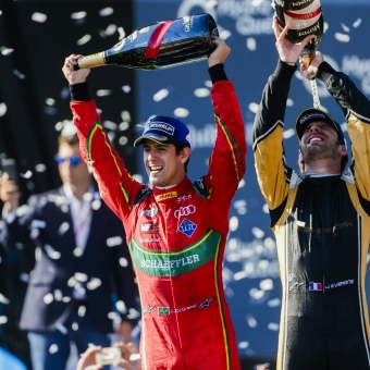 Mumm Events - Mumm celebrates the Formula E electric street race 2017