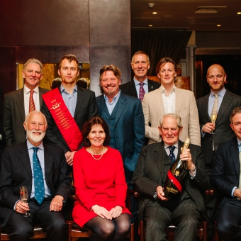 Cordon Rouge Club - MUMM HOST 9TH ANNUAL CORDON ROUGE CLUB DARING DINNER
