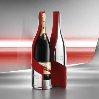 Mumm Events - MUMM PRESENTS THE MUMM CAPSULE IN ASSOCIATION WITH THE STUDIO F. A. PORSCHE
